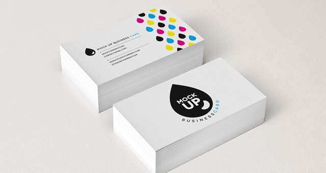 46 Free 3D Business Card Template Free Download Templates with 3D Business Card Template Free Download
