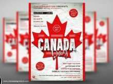 46 Free Canada Day Flyer Template for Ms Word with Canada Day Flyer Template
