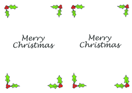 free printable christmas cards with photo insert