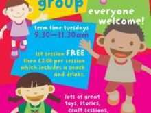 46 Free Printable Daycare Flyer Templates Maker for Daycare Flyer Templates