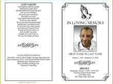46 Free Printable Funeral Flyer Templates in Photoshop for Funeral Flyer Templates
