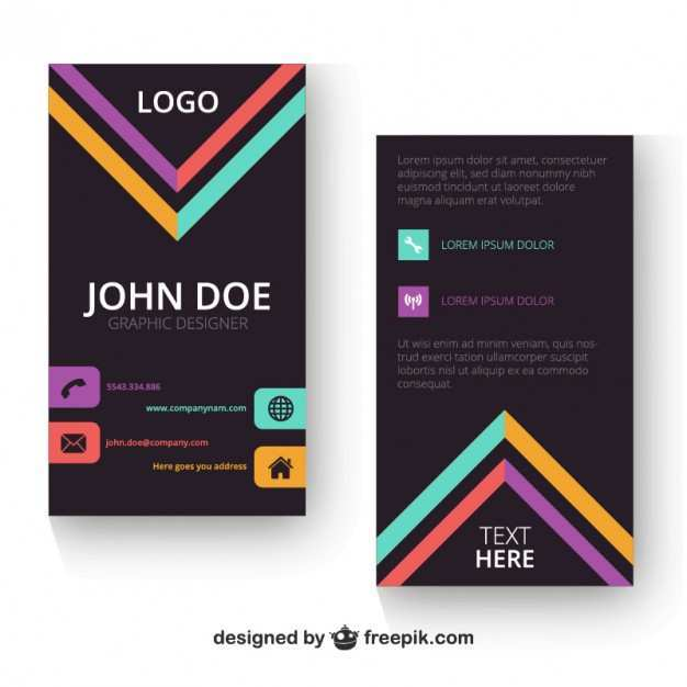 46 How To Create Business Card Template Horizontal For Free by Business Card Template Horizontal