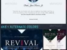 46 How To Create Church Revival Flyer Template Download with Church Revival Flyer Template