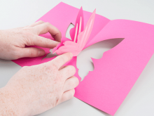 Make A Pop Up Card Template