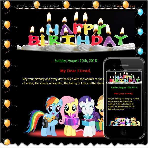 46 Online Birthday Card Html Template for Ms Word by Birthday Card Html Template