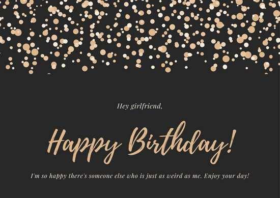 46 Report Birthday Card Templates Girlfriend PSD File for Birthday Card Templates Girlfriend