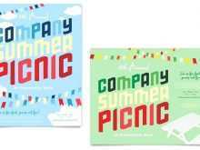 46 The Best Blank Picnic Flyer Template Templates by Blank Picnic Flyer Template