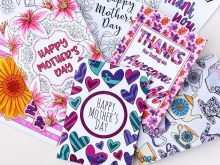 46 The Best Mother S Day Card Pages Template Now for Mother S Day Card Pages Template