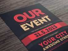 Event Flyers Templates