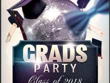 46 Visiting Graduation Party Flyer Template Layouts by Graduation Party Flyer Template