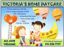 47 Adding Home Daycare Flyer Templates Layouts for Home Daycare Flyer Templates