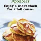 47 Best Applebee Flapjack Fundraiser Flyer Template For Free by Applebee Flapjack Fundraiser Flyer Template