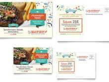 47 Blank Postcard Handout Template With Stunning Design with Postcard Handout Template