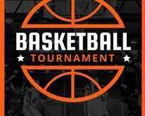 47 Create Basketball Game Flyer Template Maker for Basketball Game Flyer Template