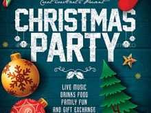 47 Create Christmas Party Flyer Templates by Christmas Party Flyer Templates