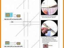 47 Create Iphone 4 Sim Card Cutting Template Templates with Iphone 4 Sim Card Cutting Template