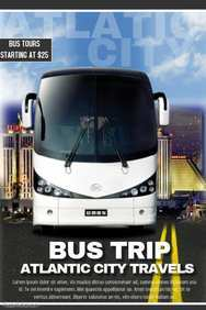 47 Creating Bus Trip Flyer Templates Free Maker with Bus Trip Flyer Templates Free