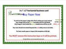 47 Customize Business Card Template For Word Free Download Maker by Business Card Template For Word Free Download