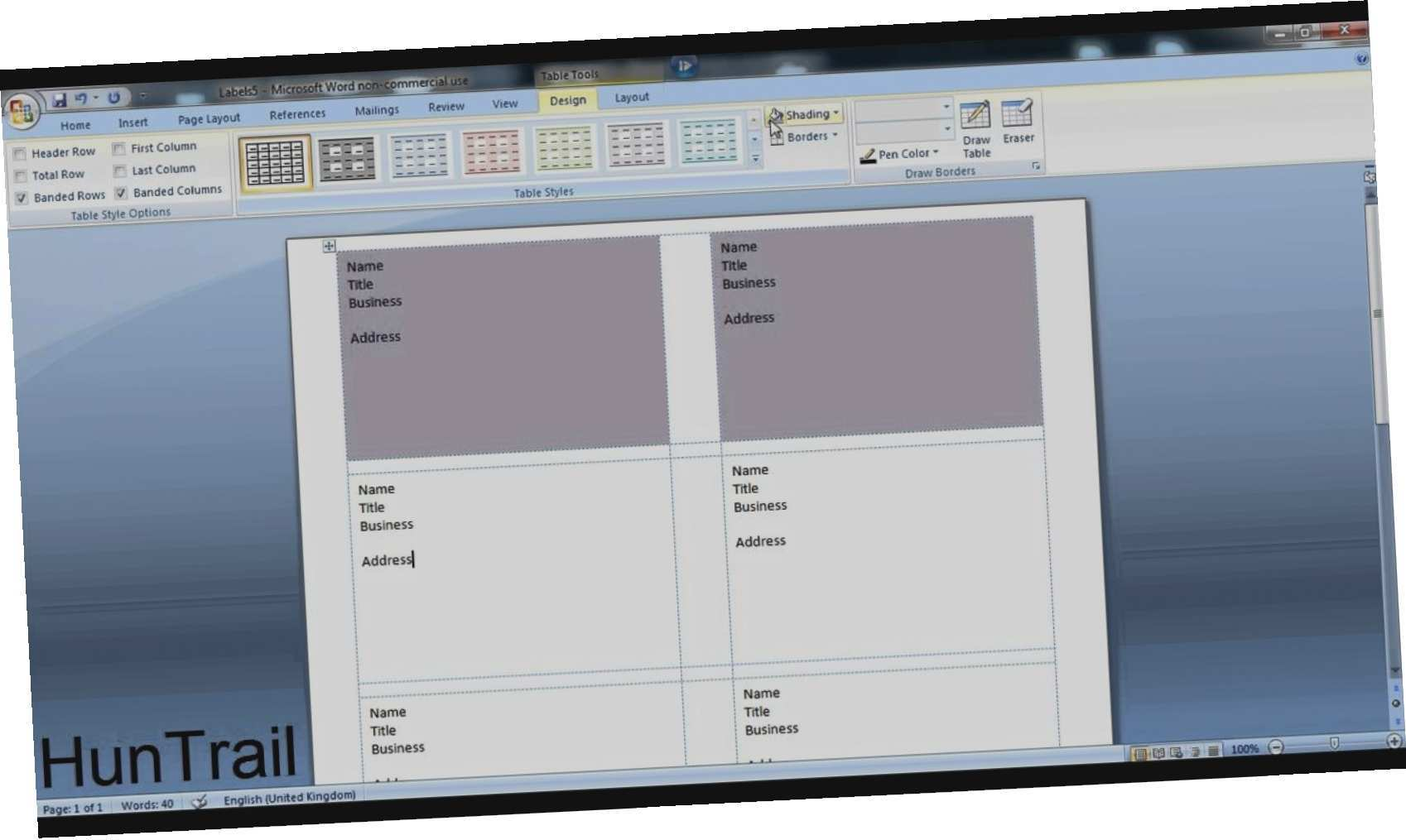 47 Customize Business Card Template Word 2013 Download Maker with Business Card Template Word 2013 Download