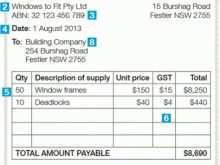 47 Customize Our Free Australian Tax Office Invoice Template Maker for Australian Tax Office Invoice Template
