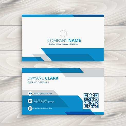 47 Customize Our Free Name Card Template Vector PSD File with Name Card Template Vector
