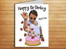 47 Customize Our Free Rude Birthday Card Template Templates with Rude Birthday Card Template
