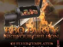 47 Free Bbq Flyer Template PSD File for Bbq Flyer Template