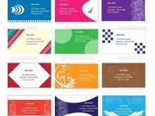 47 Free Business Card Templates For Google Docs for Ms Word for Business Card Templates For Google Docs