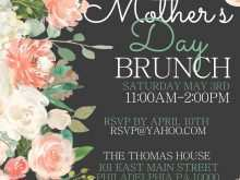 47 Free Printable Brunch Flyer Template Free in Photoshop with Brunch Flyer Template Free