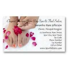 47 Free Printable Business Card Templates For Nail Salon Download by Business Card Templates For Nail Salon