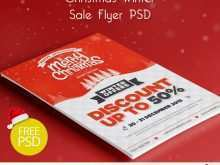 47 How To Create Christmas Sale Flyer Template for Ms Word with Christmas Sale Flyer Template