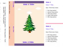 47 Printable Cassette J Card Template Illustrator Download by Cassette J Card Template Illustrator