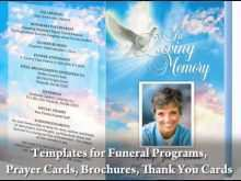 47 Report Funeral Flyer Templates For Free with Funeral Flyer Templates