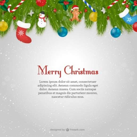47 Report Simple Christmas Card Templates Formating by Simple Christmas Card Templates