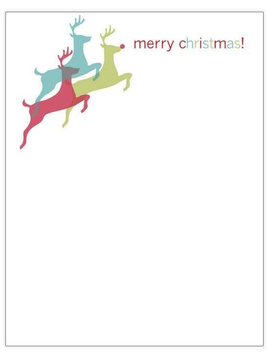 47 Standard Christmas Card Letter Templates Maker by Christmas Card Letter Templates