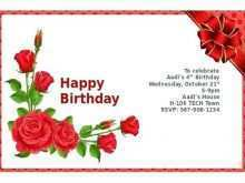 47 Standard Happy Birthday Card Microsoft Template Formating for Happy Birthday Card Microsoft Template