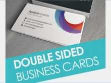 48 Adding Avery Business Card Template Double Sided Formating by Avery Business Card Template Double Sided