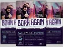 48 Adding Concert Flyer Template Formating with Concert Flyer Template
