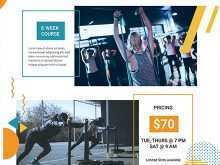 48 Best Fitness Boot Camp Flyer Template Formating by Fitness Boot Camp Flyer Template