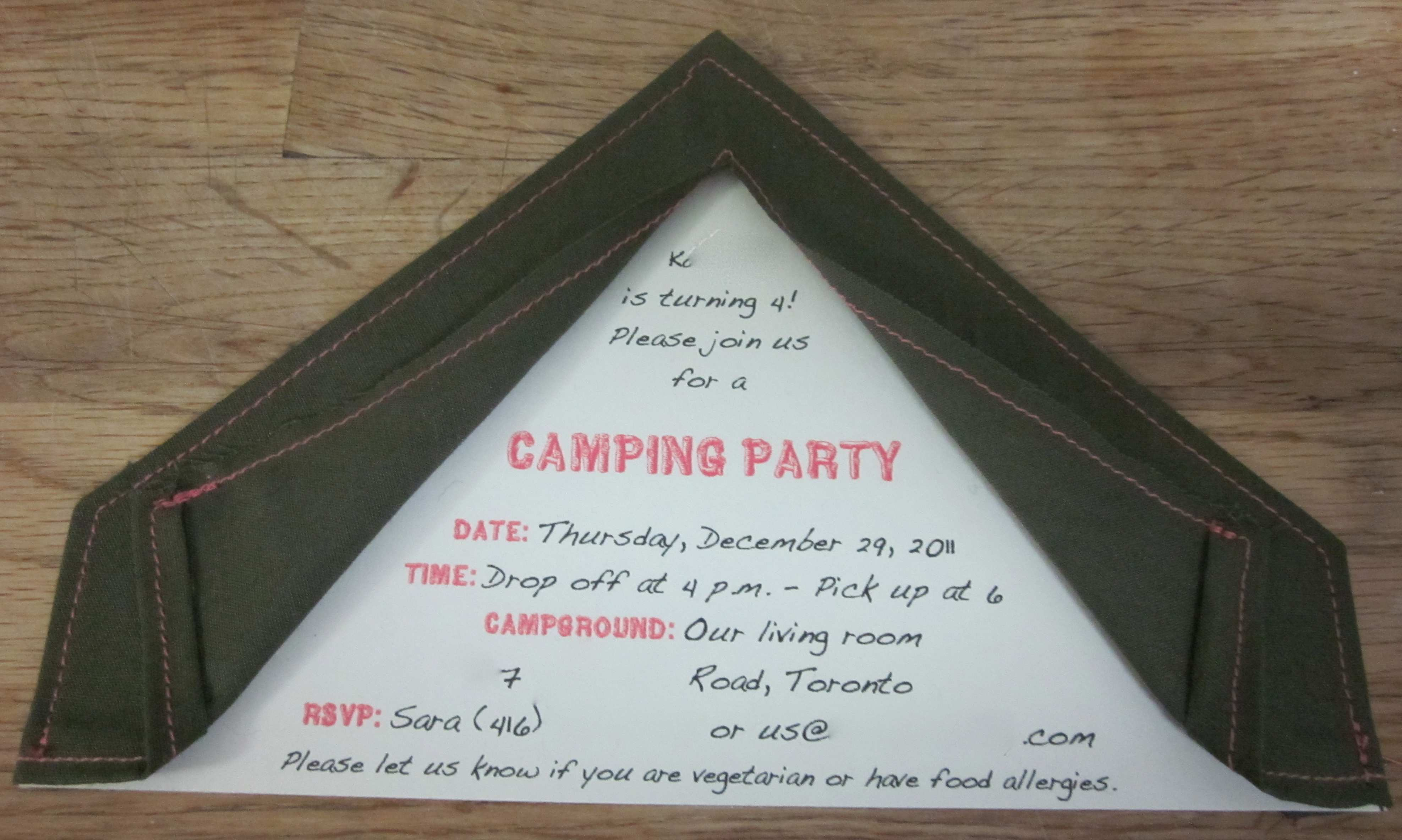 48 Blank Camping Tent Card Template Layouts with Camping Tent Card Template