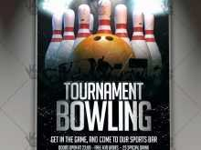48 Bowling Flyer Template Word for Ms Word for Bowling Flyer Template Word