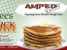 48 Create Applebee Flapjack Fundraiser Flyer Template Download by Applebee Flapjack Fundraiser Flyer Template