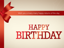 Birthday Card Templates Png