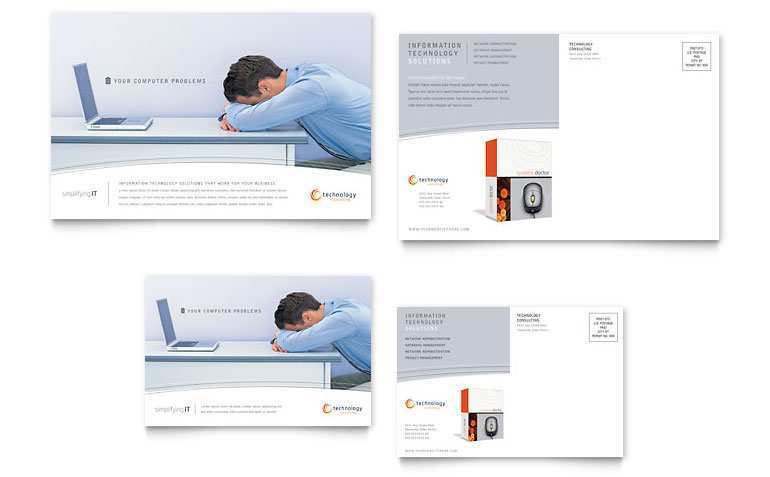 48 Customize 5X7 Postcard Template Publisher by 5X7 Postcard Template Publisher
