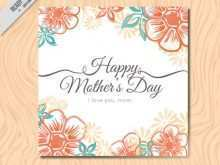 48 Customize Mother S Day Card Template Free Download With Stunning Design by Mother S Day Card Template Free Download