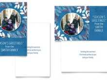 Christmas Card Template Office