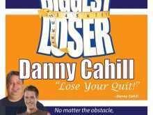48 Free Printable Biggest Loser Flyer Template Download with Biggest Loser Flyer Template