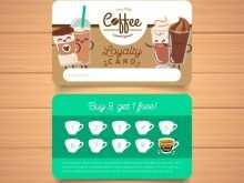 48 Free Printable Coffee Loyalty Card Template Free Download Templates for Coffee Loyalty Card Template Free Download
