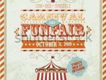 48 How To Create County Fair Flyer Template Download with County Fair Flyer Template