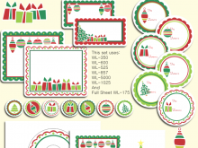 48 Online Christmas Card Tags Template Now by Christmas Card Tags Template